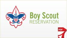 Boy Scout Reservation Form