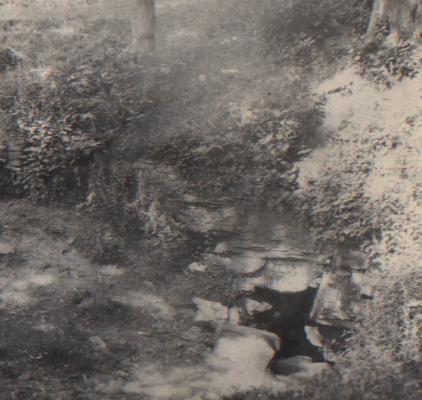 Laurel Caverns Old Entrance